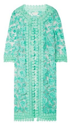 Naeem Khan Overcoat