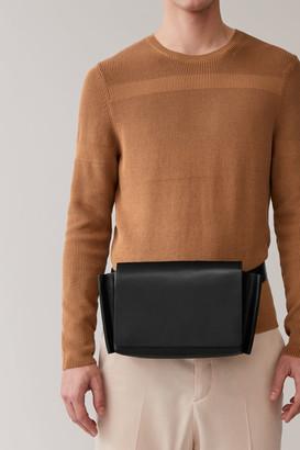 Cos Leather Crossbody Bag