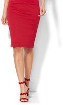 New York & Co. Midi Knit Pencil Skirt