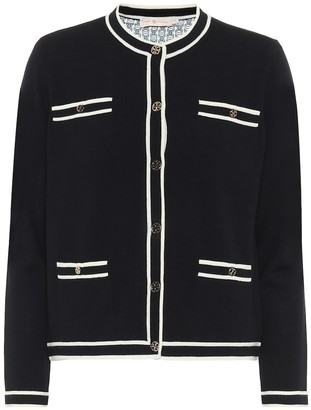 Tory Burch Kendra wool jacket