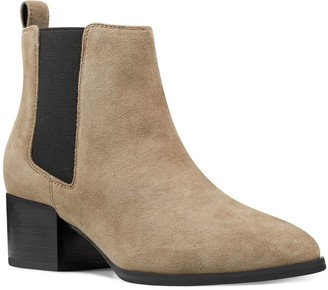 Nine West Colt Women's Suede Ankle Boots