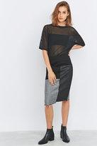 Aries Romford Patchwork Pencil Skirt