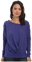 Free People Draped Up Pullover