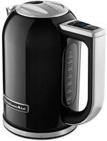 KitchenAid KEK1722 1.7L Kettle Onyx Black