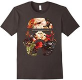 Star Wars Blooming Stormtrooper Floral Fill T-Shirt