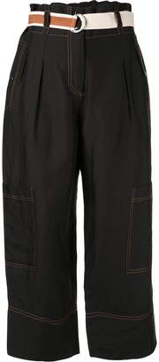 Lee Mathews Lucien pocket trousers