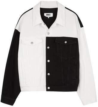 Maison Margiela Monochrome Denim Jacket