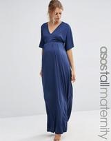 Asos TALL Kimono Maxi Dress