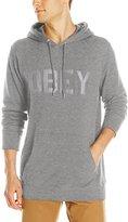 Obey Men's North Point Hood Sweatshirt