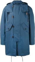 Sofie D'hoore hooded coat
