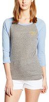 Vans Women's Authentic Uk Trap Raglan 3/4 Sleeve T-Shirt