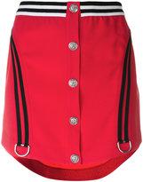 Versus button up skirt