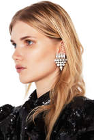 Saint Laurent Small Drop Earrings