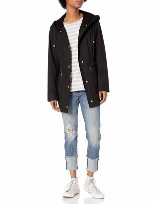 Cole Haan Women's City Packable Rain Jacket