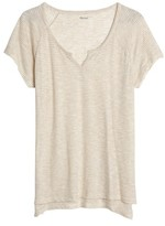 Madewell Women's Brea Split Neck Tee