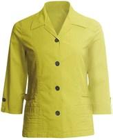 Linea Blu Princess Seam Jacket (For Women)