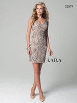 Lara Dresses - 32879 Dress In Nude Gray