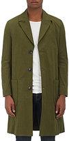 Simon Miller Men's Lowell Cotton-Blend Trench Coat