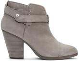 Rag & Bone Grey Harrow Boots