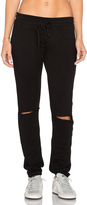 Michael Lauren Jonas Knee Slit Jogger