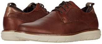 Dockers Cabot (Cognac Soft Tumbled Full Grain) Men's Shoes
