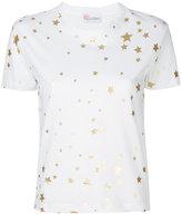 RED Valentino star print T-shirt