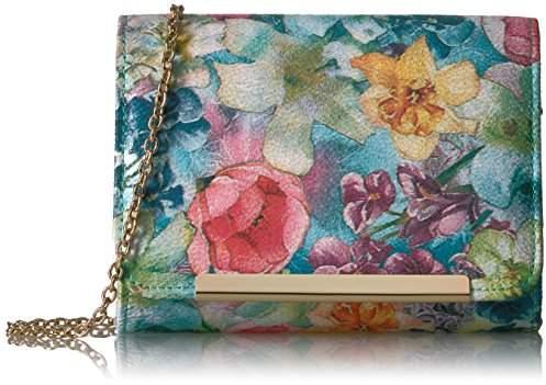 Jessica McClintock Katie Soft Floral Shoulder Bag