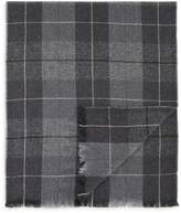 The Men's Store at Bloomingdale's Lightweight Cashmere Block Plaid Scarf