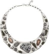 Kendra Scott Mira Necklace in Granite Mosaic