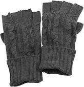 Muk Luks Fingerless Gloves