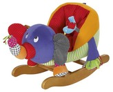 Mamas and Papas Sensory Development Toy Elephant - Multi-colored
