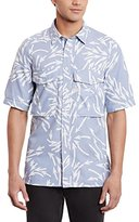 G Star Men's Type C Straight Shirt Short Sleeve Monta Bw Arrow