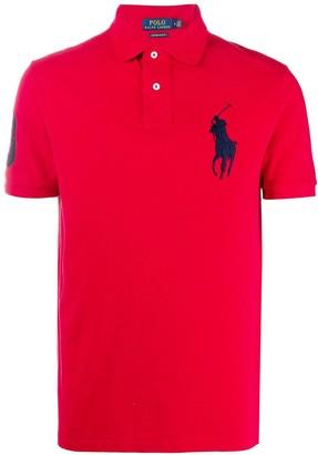 Polo Ralph Lauren Oversized Logo Polo Shirt