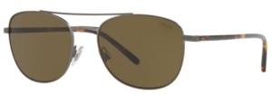 Polo Ralph Lauren Sunglasses, PH3107 55