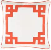Jane Wilner Designs Mikado Fret Pillow