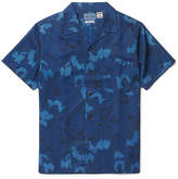 Blue Blue Japan Printed Voile Shirt