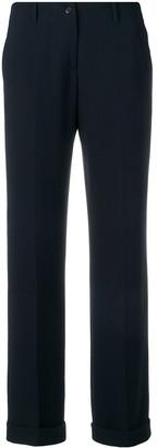 Aspesi tailored cuffed trousers