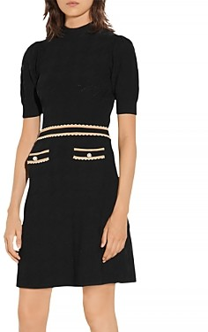 Sandro Meryle Knit Dress