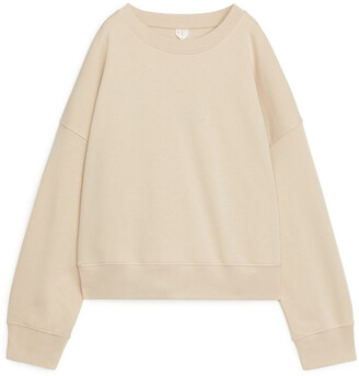Arket Bow-Detail Sweatshirt