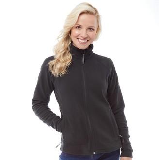Berghaus Womens Arnside Full Zip Fleece Jacket Black