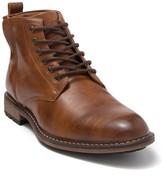 Steve Madden Blys Plain Toe Lace-Up Boot