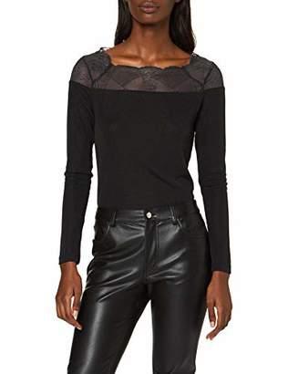 Only Women's Vmdenise Ls Short Dress JRS Boo Ki Vest,14 (Size: Large)