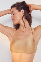 Somedays Lovin Sunspell One-Shoulder Bikini Top