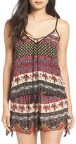 Band of Gypsies Print Swing Camisole