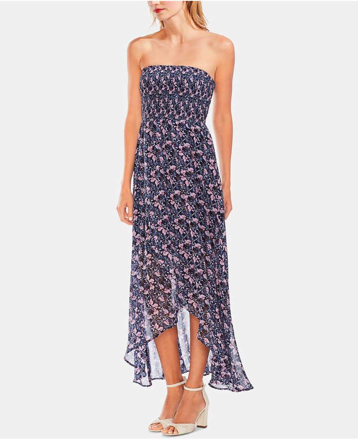 445735e9625 Smocked Bodice Maxi Dress - ShopStyle