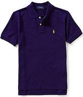 Ralph Lauren Little Boys 2T-7 Short-Sleeve Mesh Polo Shirt