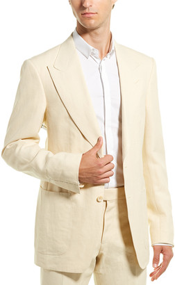 Tom Ford Shelton Linen Jacket