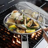 Sur La Table 2-In-1 Mesh Grill Pan Set