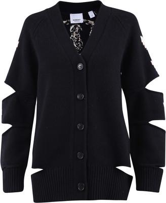 Burberry Long Sleeves Cardigan