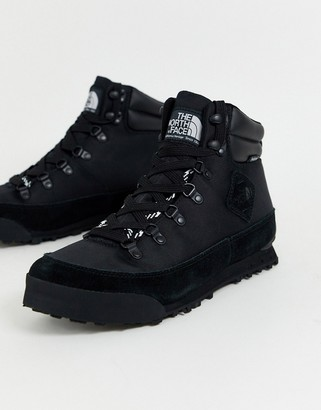 The North Face Back To Berkeley Redux Remtlz Mesh boots in black